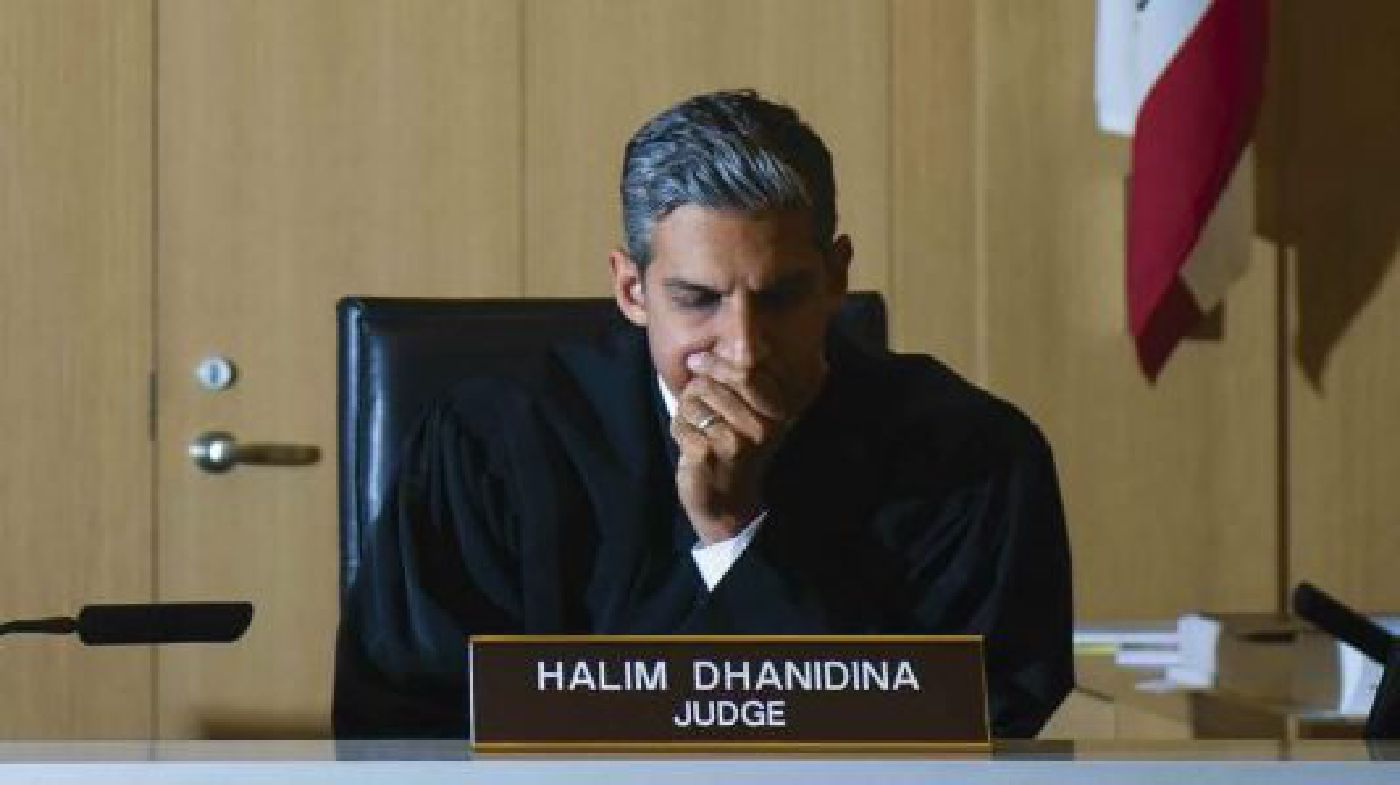 Judge Halim Dhanidina