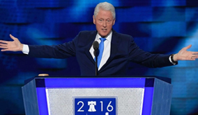 Muslim Community Responds to Bill Clinton's DNC Comments on 'American Muslims'